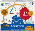 About Time - Telling the Time & Understanding Elapsed Time