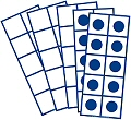 Jumbo Blank & Filled Tens Frames (Set 16)