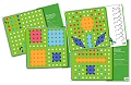 Standard Pegboard Work Cards (Set 25)