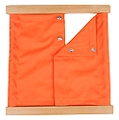 Snap Closure Dressing Frame